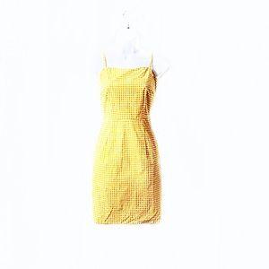 Dresses & Skirts - Yellow Gingham Dress